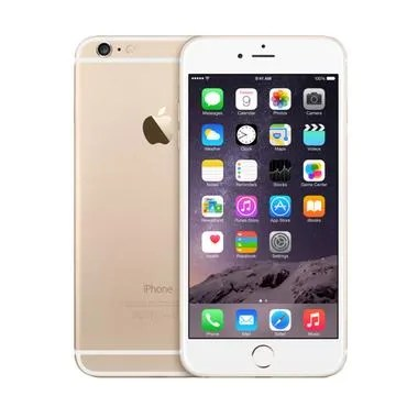 Apple iPhone 6 Plus 128 GB Smartphone - Gold [Refurbish]