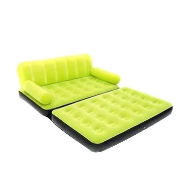 Bestway 67356 Sofa Bed 2 in 1 Double - Hijau