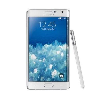 Samsung Galaxy Note Edge Smartphone - White
