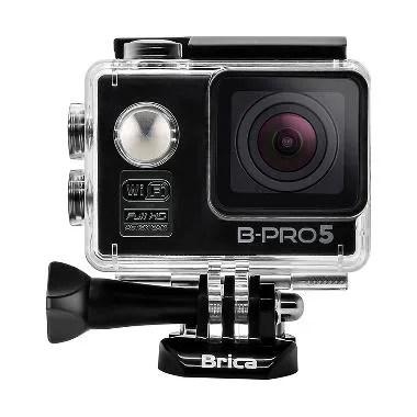 Brica B-Pro5 Alpha Action Cam - Black