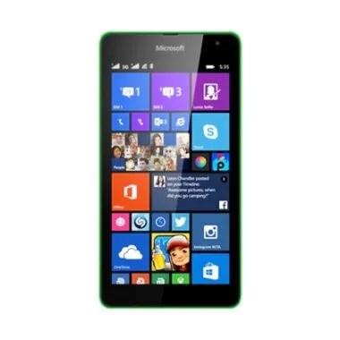 Microsoft Lumia 535 Hijau Smartphon ...