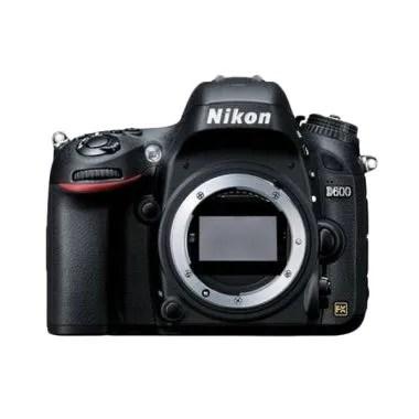 Nikon D600 Kamera DSLR [Body Only]  ...