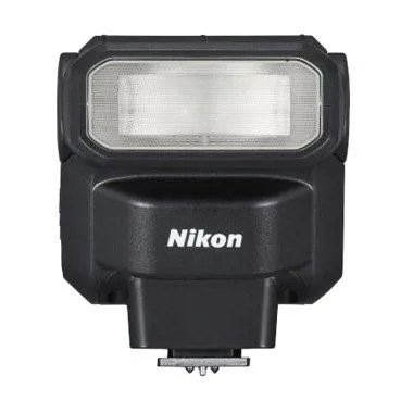 Nikon SB-300 Hitam Flash Kamera     ...