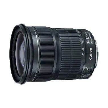 Canon EF 24-105mm f3.5-5.6 IS STM Lensa Kamera