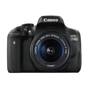 Citibank - Canon EOS 750D Kit 18-55 mm IS STM Kamera DSLR
