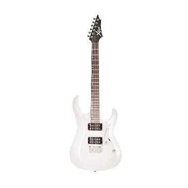 Cort X-2 Electric Guitar - White