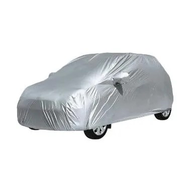 Custom Body Cover Mobil for Etios - Silver