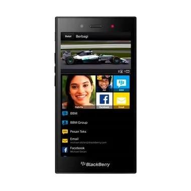 BlackBerry Z3 Black Smartphone      ...