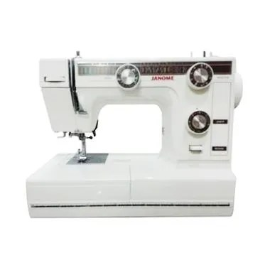 Janome 380 Portable Grey Mesin Jahi ...