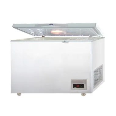 Gea AB-375Lt Low Temperature Freezer - Putih
