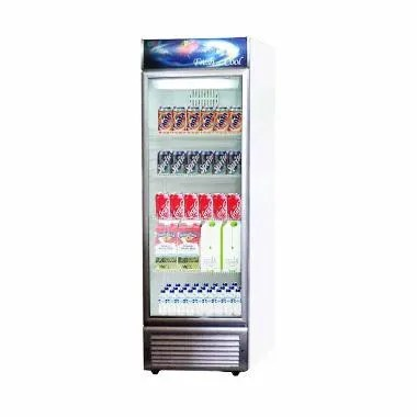 Gea Expo-480 Display Cooler - Silver