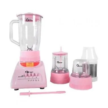 Oxone OX-863 3 in 1 Pink Blender