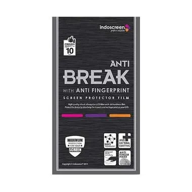 IndoScreen Anti Break Screen Protec ... ce 4 / V+/J1 Mini - Clear