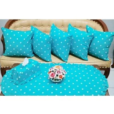 Kingsprei Sofaset Doty Cover Sofa Set - Tosca