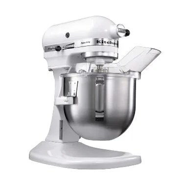 KitchenAid 5KPM150 EWH Heavy Duty Stand Mixer - Putih [5Quart]