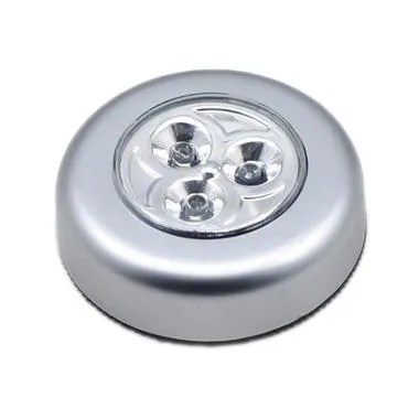 LED Stick Lamp Touch Lampu - Silver