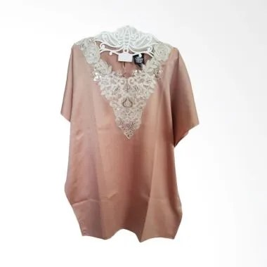 Little Superstar Caftan Cream Baju  ...
