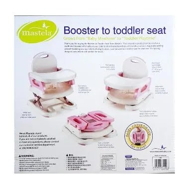 Mastela Booster to Toddler Seat
