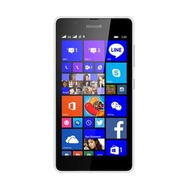 Microsoft Lumia 540 Smartphone - White [8 GB]