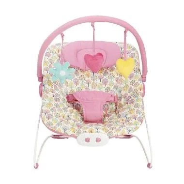Mothercare Norwegian Wood Baby Bouncer - Pink 631729