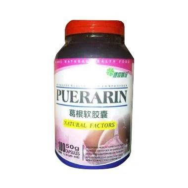 Puerarin Obat Pembesar Payudara  Pil