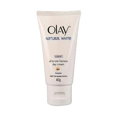 Olay Natural White Light All In One Fairness Day Cream - 40gr
