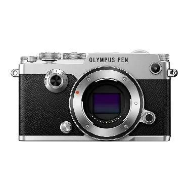 Olympus PEN-F Body Kamera Mirrorlees - Silver