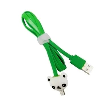Optimuz Panda LED Micro USB Kabel Data