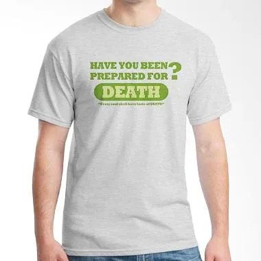 Ordinal Islamic Quotes Edition Death T-shirt