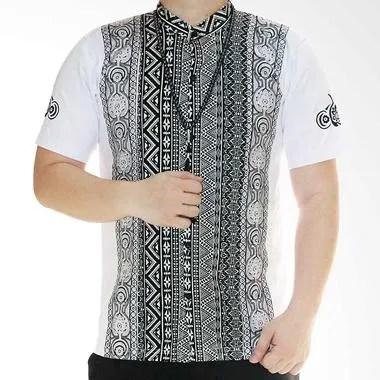 Katalog Harga Baju Muslim Remaja Warna Putih Desember 2018 Paling