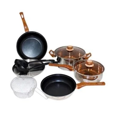 OXONE Panci Set / Basic Cookware Set OX-911