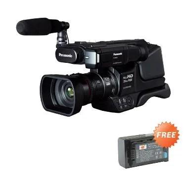 Panasonic HC MDH2 Full HD Camcorder + Gratis Baterai - Garansi Resmi