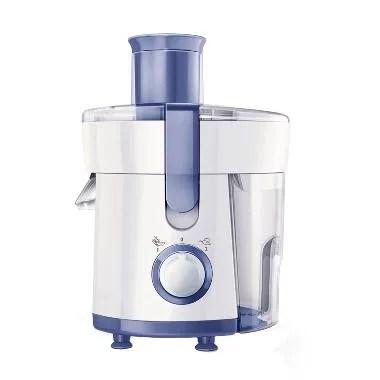 Philips HR1811 Juicer - Putih Biru