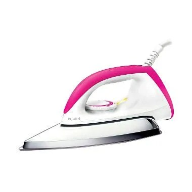 PHILIPS Setrika Stainless HD1173 - Pink