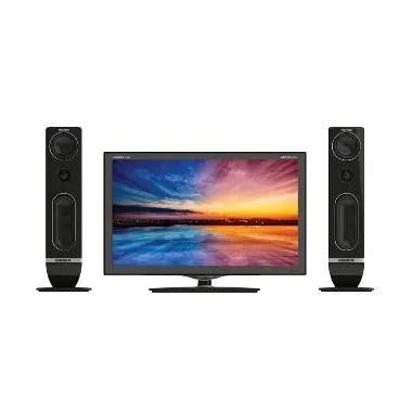 POLYTRON PLD32T7511 Cinemax TV LED [32 Inch]