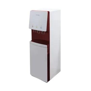POLYTRON PWC777WR Hydra Water Dispenser - Putih Merah [450 W]