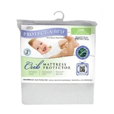 Protect A Bed Mattress Protector - Baby Crib Springbed [90x150x15]