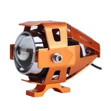 Raja Motor Variasi LED Projector Tr ... an Motor [LAV9001-Orange]