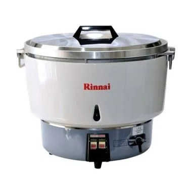 Rinnai RR-50A Rice Cooker Gas [9 Liter]