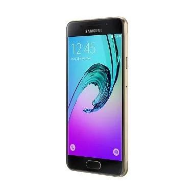 Samsung Galaxy A3 2016 Smartphone - Gold