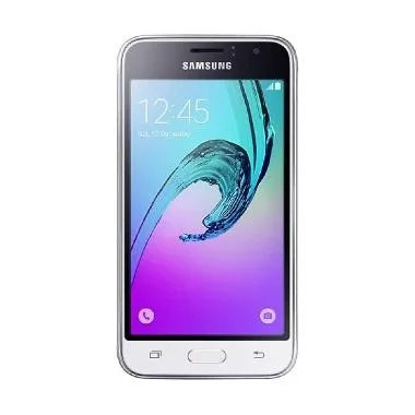 Samsung Galaxy J1 4G 2016 Smartphone - White [8 GB]