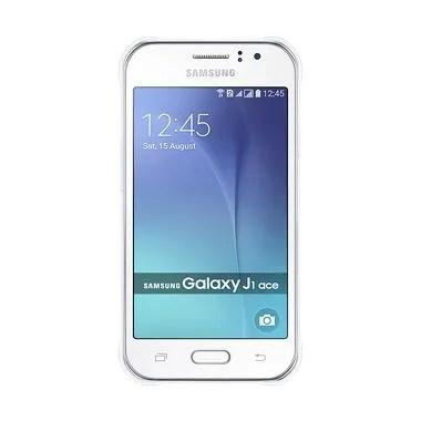 Samsung J1 Ace 2016 J111F Smartphone - White  [4G LTE/RAM 1GB/8GB]