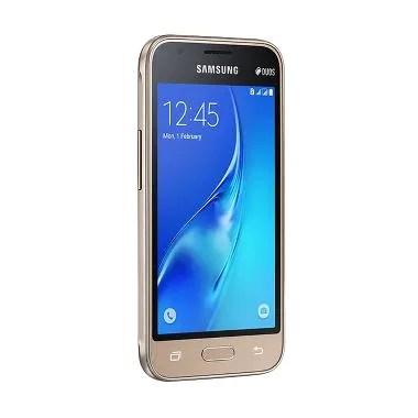 Samsung Galaxy J1 Mini SM-J105F Smartphone - Gold