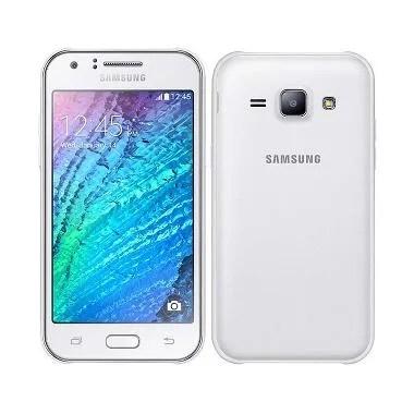 Samsung Galaxy J2 Smartphone - Putih [8 GB]