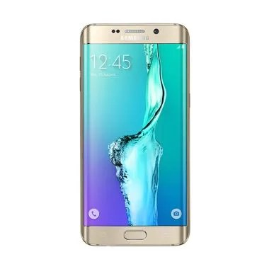 Samsung Galaxy S6 Edge Plus SM-G9287 Smartphone - Gold [64/3GB]