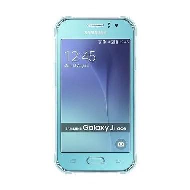 Samsung J1 Ace 2016 J111F Smartphone - Blue [4G LTE/RAM 1GB/8GB]