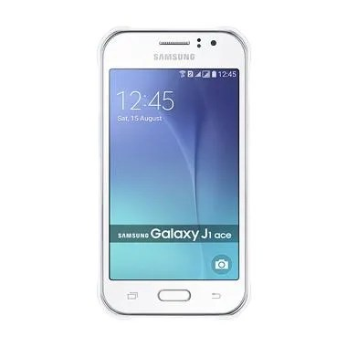 Samsung J1 Ace Smartphone - White [4 GB]