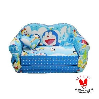 Sandeland Doraemon Mini Sofa Bed Anak