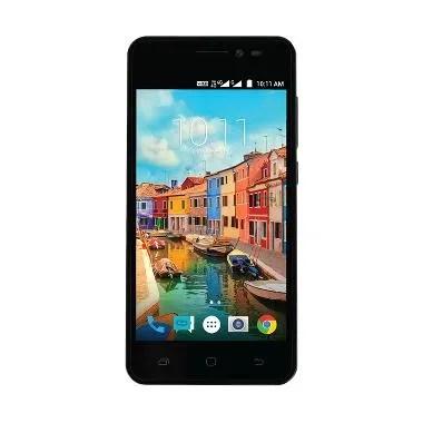 Smartfren Andromax A Smartphone - Putih [RAM 1 GB]