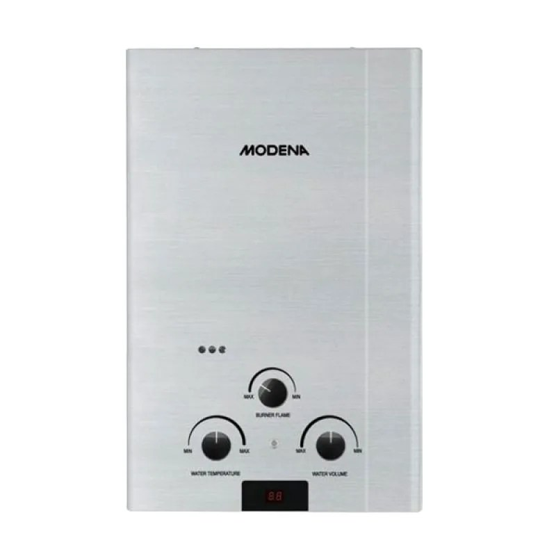 Modena Water Heater Gas Rapido Inox ...